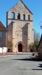 Eglise de Fossemagne